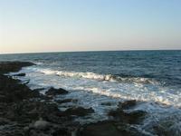 LIDO VALDERICE - mare e scogli - 14 marzo 2010  - Valderice (4229 clic)