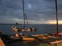 Extreme Sailing Series - 26 settembre 2010  - Trapani (1909 clic)