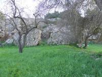 Cave di Cusa - zona archeologica - 28 febbraio 2010   - Cave di cusa (5828 clic)