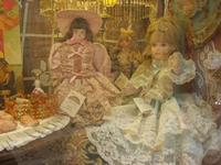 bambole in vetrina - 27 marzo 2011  - Erice (1387 clic)