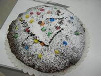 torta al cacao della sig.ra Antonina Asaro - 4 novembre 2010  - Castellammare del golfo (1689 clic)