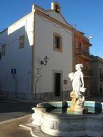 fontana e Chiesa Anime Sante del Purgatorio - 2 novembre 2010 TERRASINI LIDIA NAVARRA