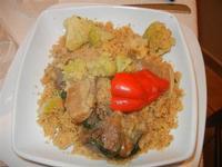 cous cous con carne e verdure - Busith - 18 dicembre 2011  - Buseto palizzolo (684 clic)