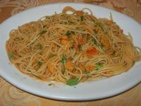 spaghetti ai ricci - La Caravella - 16 gennaio 2010   - Alcamo marina (5004 clic)