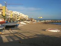 case sulla spiaggia - 21 febbraio 2010   - Marinella di selinunte (2299 clic)