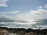 Golfo di Bonagia - kite surf - 2 giugno 2010  - Cornino (2950 clic)