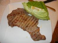 costata di vitello alla brace - Busith - 18 dicembre 2011  - Buseto palizzolo (697 clic)
