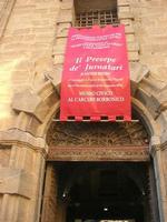 Carcere Borbonico, sede di un picccolo museo civico - portone d'ingresso - 4 dicembre 2010 CALTAGIRO