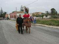 C/da Matarocco - 3ª Rassegna del Folklore Siciliano - SAPERI E SAPORI DI . . . MATAROCCO - organizzata dal gruppo folk I PICCIOTTI DI MATARO' - 10 ottobre 2010  - Marsala (1030 clic)