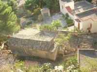 tetti di vecchie e nuove case - 5 settembre 2010  - Custonaci (1792 clic)