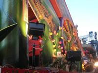 111ª edizione del Carnevale di Sciacca - sfilata corteo mascherato e dei gruppi dei carri allegorici - 6 marzo 2011  - Sciacca (1382 clic)
