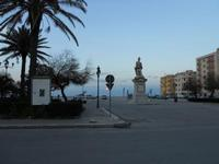 Piazza Vittorio Emanuele - 24 gennaio 2010  - Trapani (4153 clic)