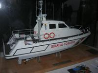 GARIBALDI TALL SHIPS REGATTA - stand Guardia Costiera - modellismo - 16 aprile 2010   - Trapani (5658 clic)