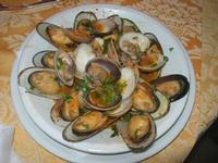 soutè di cozze e vongole - La Caravella - 16 gennaio 2010   - Alcamo marina (8274 clic)