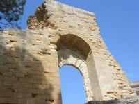 Castello Normanno - ruderi - 19 settembre 2010  - Mazara del vallo (1261 clic)