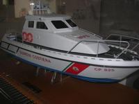 GARIBALDI TALL SHIPS REGATTA - stand Guardia Costiera - modellismo - 16 aprile 2010   - Trapani (4760 clic)