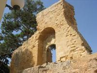 Castello Normanno - ruderi - 19 settembre 2010  - Mazara del vallo (1306 clic)