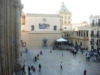 dal Palazzo VII Aprile, Piazza della Repubblica - per la ricorrenza del 150° Anniversario dello Sbarco dei Mille (11 maggio 2010) - 9 maggio 2010   - Marsala (1651 clic)