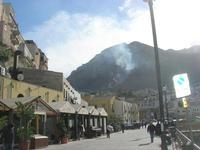 Via Don L. Zangara - incendio sul Monte Inici - 21 febbraio 2010    - Castellammare del golfo (2375 clic)