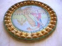 ceramiche d'arte - 4 dicembre 2010 CALTAGIRONE LIDIA NAVARRA
