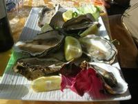 ostriche - La Cambusa - 12 febbraio 2011  - Castellammare del golfo (1528 clic)