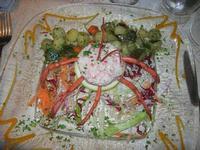 Tortino di Astice con perle di campo - Al Burgio - 19 dicembre 2010  - Castellammare del golfo (1602 clic)