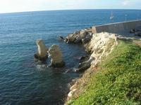 costa e scogli - 2 novembre 2010  - Terrasini (1749 clic)