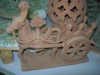 visita ad un laboratorio della ceramica - 4 dicembre 2010  - Caltagirone (1670 clic)