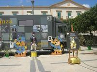 Finanza e Arte - Terza Edizione - Piazza Trigona - divisa d'epoca - 16 maggio 2010   - Noto (2580 clic)