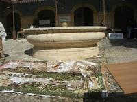 Infiorata 2010 - la fontana del vecchio mercato - 16 maggio 2010  - Noto (2811 clic)