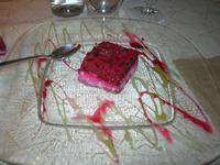 semifreddo ai frutti di bosco - Al Burgio - 19 dicembre 2010  - Castellammare del golfo (1564 clic)