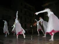 danza in piazza Ciullo - 23 dicembre 2009   - Alcamo (2252 clic)