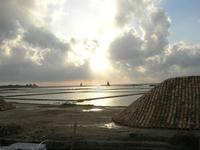Saline Infersa - mulini a vento - 7 novembre 2010  - Marsala (1145 clic)
