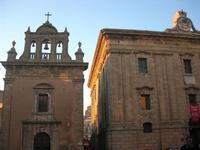 Carcere Borbonico, sede di un picccolo museo civico - Chiesa di S. Agata - 4 dicembre 2010 CALTAGIRO