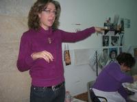 visita ad un laboratorio della ceramica - 4 dicembre 2010  - Caltagirone (1956 clic)