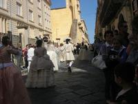 Infiorata 2010 - Corteo Barocco - 16 maggio 2010  - Noto (2634 clic)