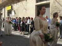 Infiorata 2010 - Corteo Barocco - 16 maggio 2010  - Noto (2725 clic)