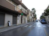 via Cavour - 15 dicembre 2009  - Campobello di mazara (3480 clic)