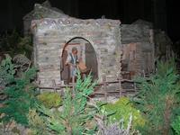 Il Presepe animato in terracotta nella Chiesa del Carmine - 4 dicembre 2010  - Caltagirone (1867 clic)