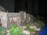 Il Presepe animato in terracotta nella Chiesa del Carmine - 4 dicembre 2010 CALTAGIRONE LIDIA NAVARR