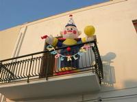 al balcone in via Savoia - 20 luglio 2010  - San vito lo capo (1431 clic)