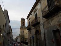 via Umberto I - 15 dicembre 2009  - Campobello di mazara (3464 clic)