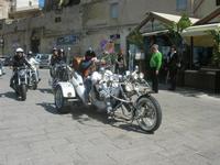 moto al porto - 3 aprile 2011  - Castellammare del golfo (1355 clic)