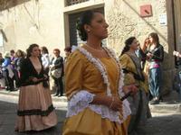 Infiorata 2010 - Corteo Barocco - 16 maggio 2010  - Noto (2768 clic)