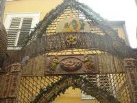 ARCHI DI PASQUA - 18 aprile 2010  - San biagio platani (1957 clic)
