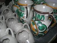visita ad un laboratorio della ceramica - 4 dicembre 2010  - Caltagirone (1939 clic)