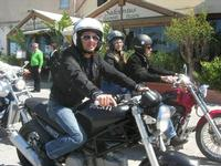 moto al porto - 3 aprile 2011  - Castellammare del golfo (1414 clic)