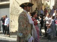 Infiorata 2010 - Corteo Barocco - 16 maggio 2010  - Noto (2836 clic)