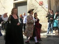 Infiorata 2010 - Corteo Barocco - 16 maggio 2010  - Noto (2662 clic)