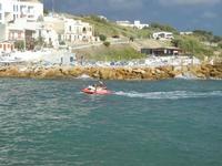 moto d'acqua - 23 ottobre 2011  - Marinella di selinunte (1029 clic)